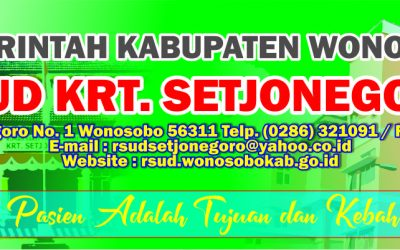 Klinik Nyeri Setjonegoro, Wonosobo